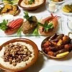 Arabisch Buffet