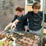 Party Catering barbecue